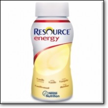RESOURCE Energy Vanille 4x200 ml