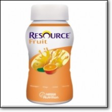 RESOURCE Fruit Orange 4x200ml